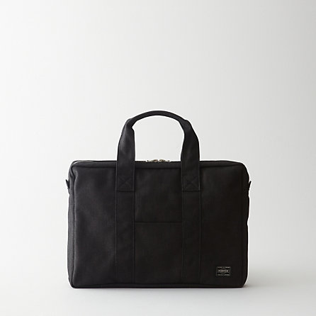 SMOKY BRIEFCASE