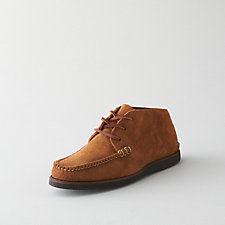 BROWN CAMP MOC CHUKKA BOOT