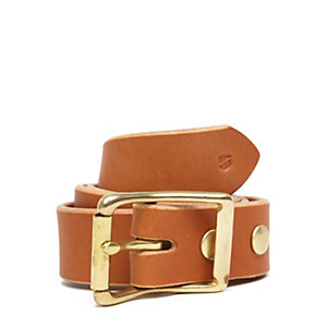 "Standard 1.5"" Belt w/ Brass Hardware"