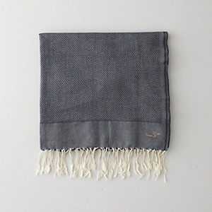 SOLID FOUTA TOWEL - NAVY