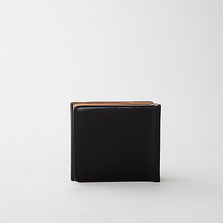 3 FOLD WALLET WITH CLIP