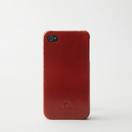 iPhone 4 / 4S Leather Cover