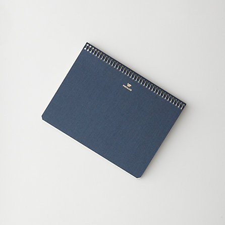 A5 PRESSED COTTON NOTEBOOK