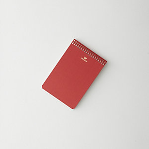 A6 PRESSED COTTON NOTEBOOK