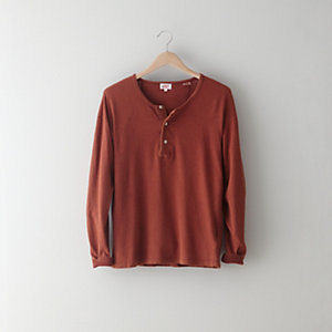 1920's Long Sleeved Henley