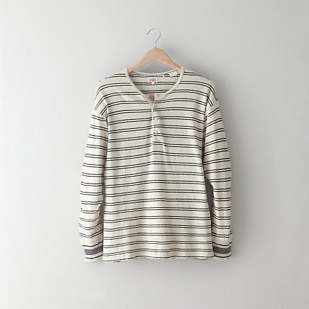 1988 STRIPED HENLEY
