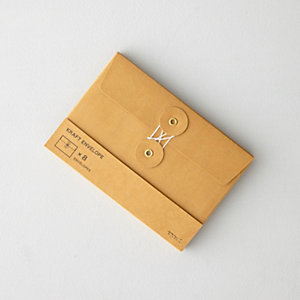 MEDIUM KRAFT ENVELOPES