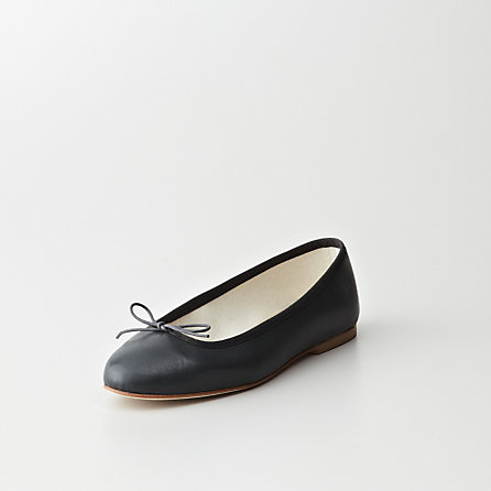 CLASSIC LEATHER BALLET FLAT