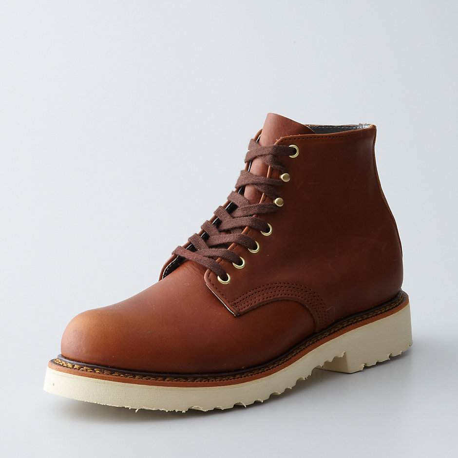 LACE UP WORK BOOT