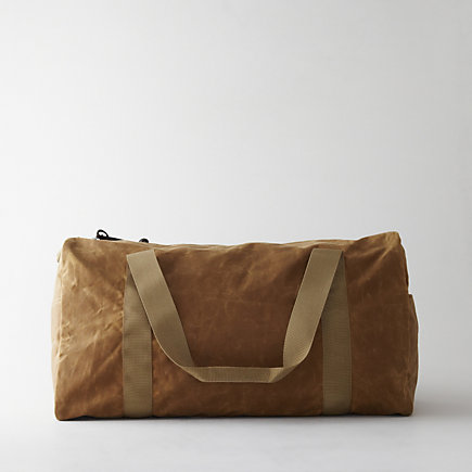 TIN CLOTH MEDIUM DUFFLE