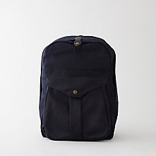 TWILL BACKPACK