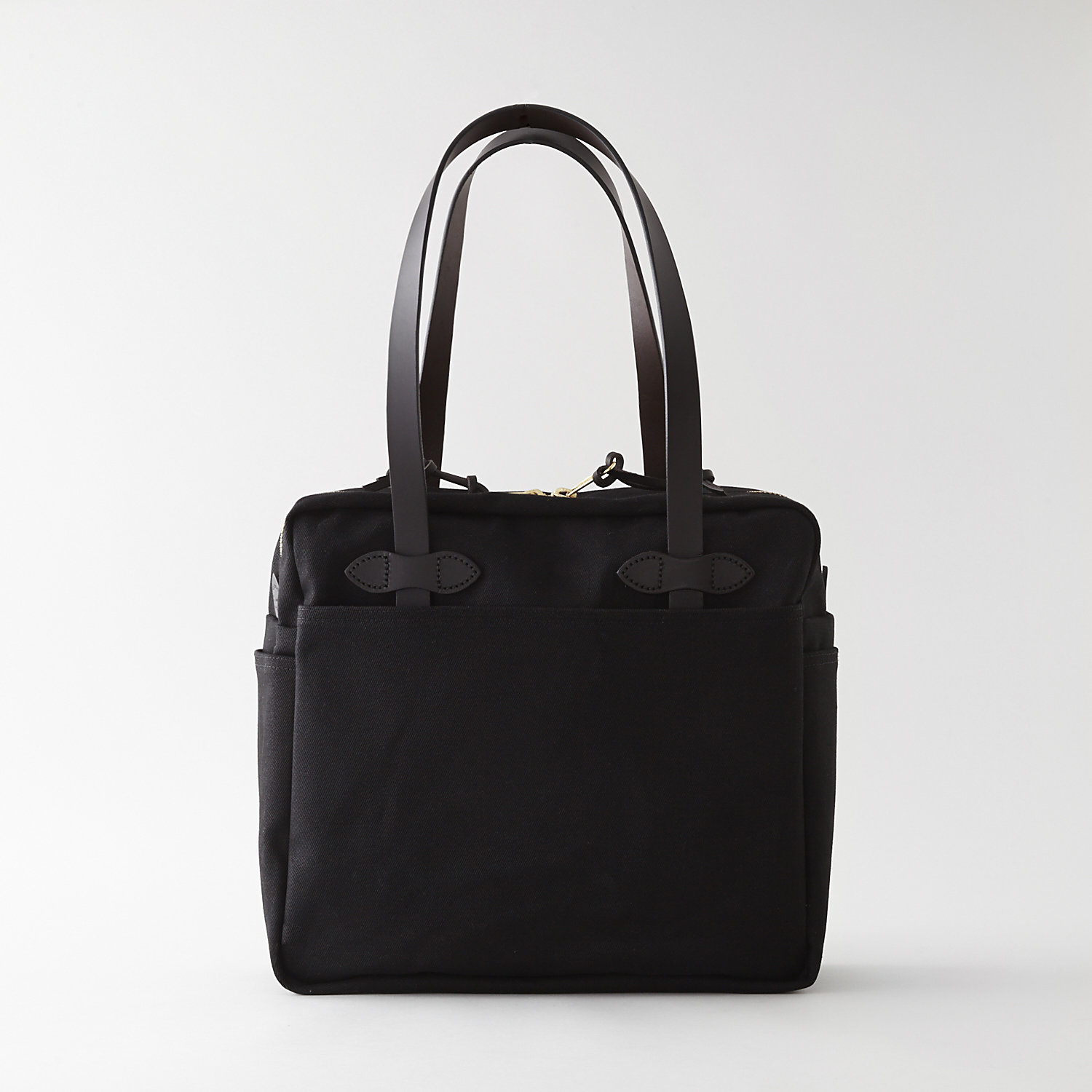 ZIPPERED TOTE BAG (EXCLUSIVE)