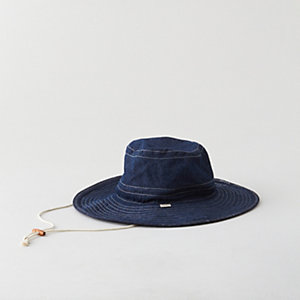 Denim Brim Hat