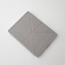 IGLAZE + VERSACOVER CASE FOR IPAD - WHITE