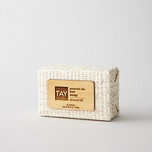 Essential Oils Bar Soap - Almond Silk
