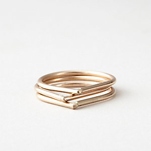GOLD RANGE RING