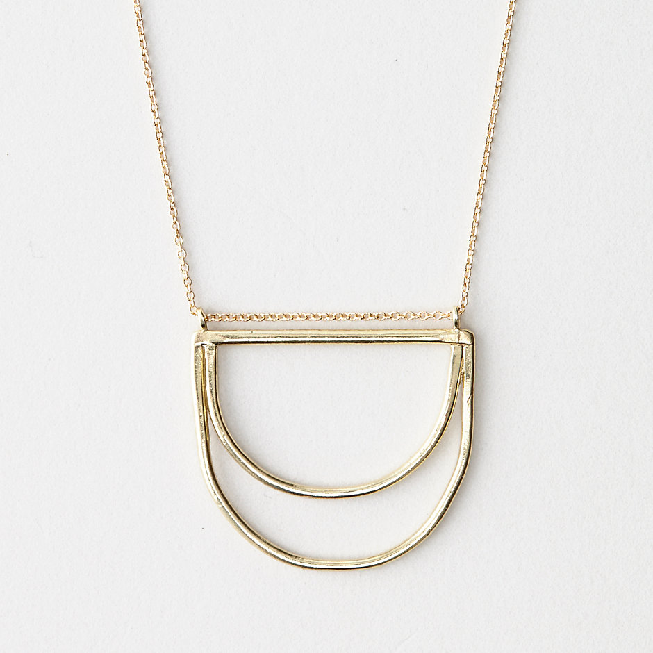SMALL DELOS NECKLACE