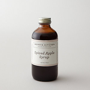 SPICED APPLE SYRUP