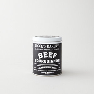 DOG BISCUITS - BEEF BOURGUIGNON TIN