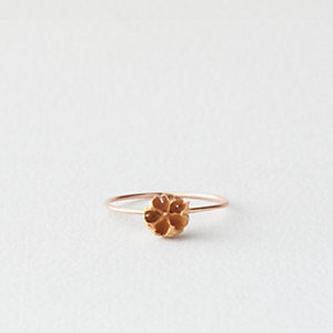 FLOWER SEED RING