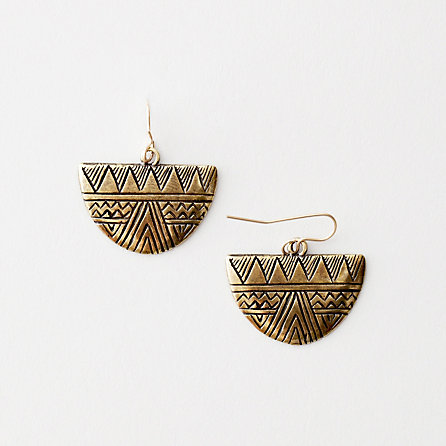 MOON ILLUSION EARRINGS