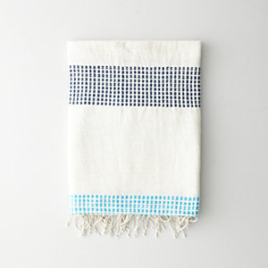 AQUA DOTS BATH TOWEL