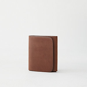 KAZU LEATHER BILL FOLD