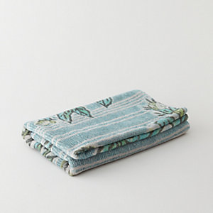 INDIGO ROSE BEACH TOWEL