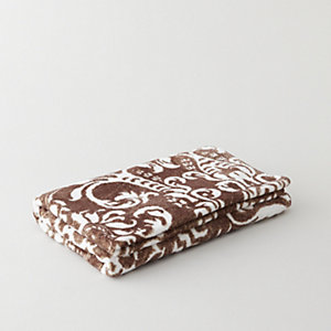 ROYAL DAMASK BEACH TOWEL