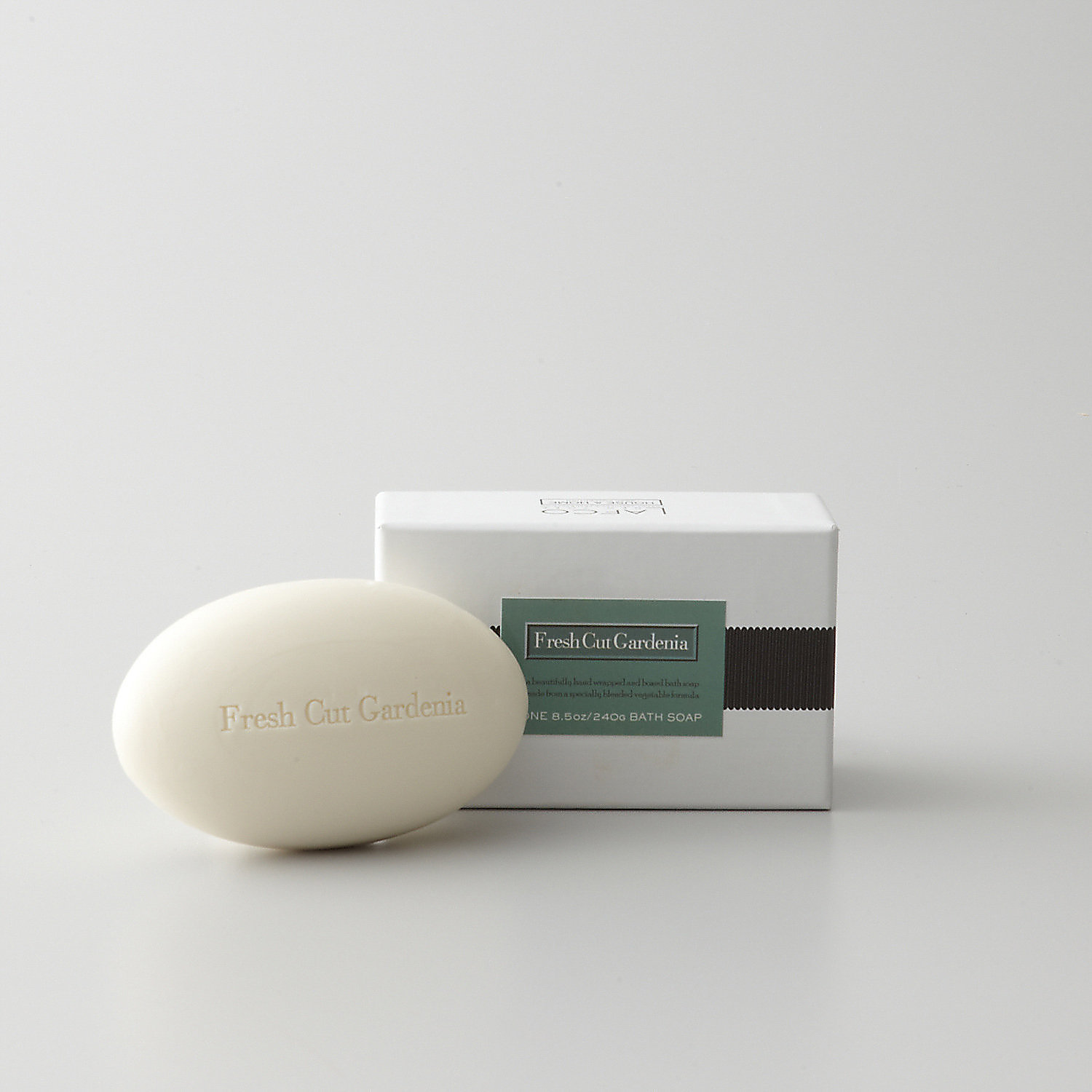BATH SOAP - FRESH CUT GARDENIA