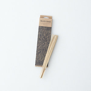 WHITE SAGE CAMPFIRE INCENSE