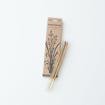 SWEETGRASS CAMPFIRE INCENSE