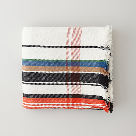 MULTI STRIPE BLANKET