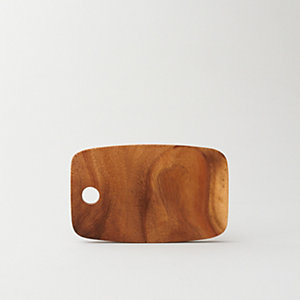RECTANGULAR ACACIA CUTTING BOARD - SMALL