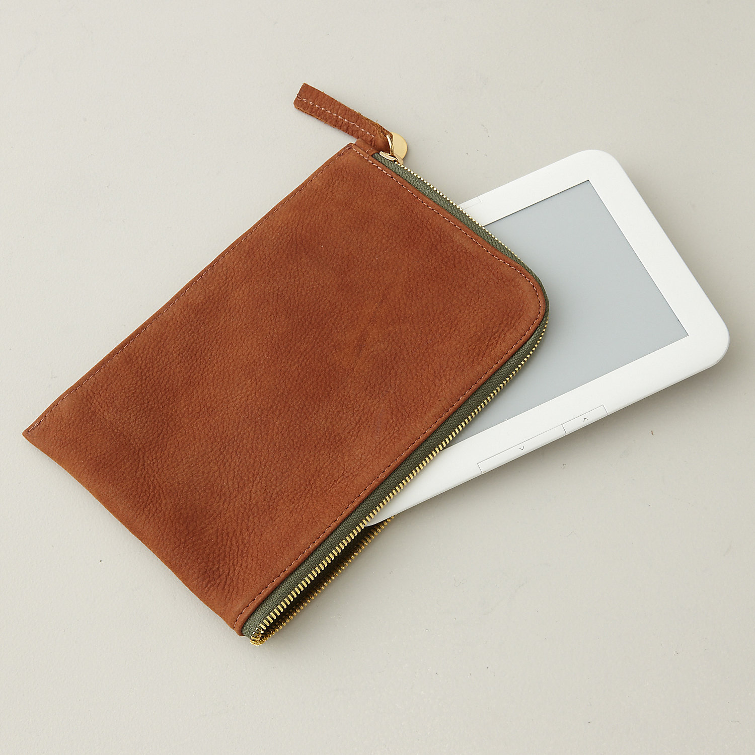 LEATHER KINDLE FIRE CASE