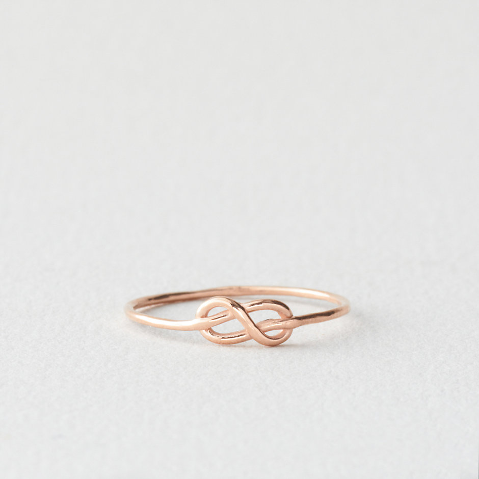 Gold Knot Ring