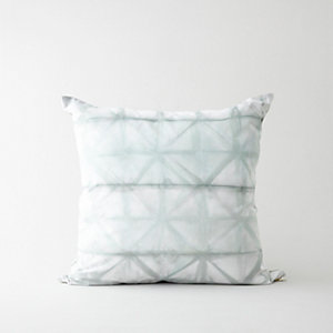 LATTICE SHIBORI PILLOW