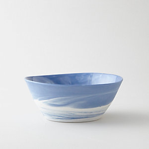 LARGE CLOUDWARE BOWL