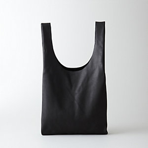 LEATHER BAG M