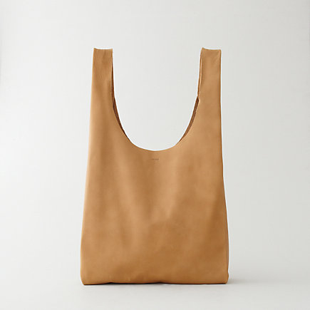 LEATHER BAG M