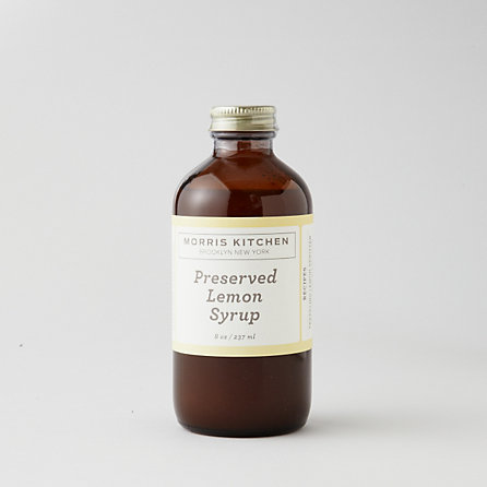PRESERVED LEMON SYRUP