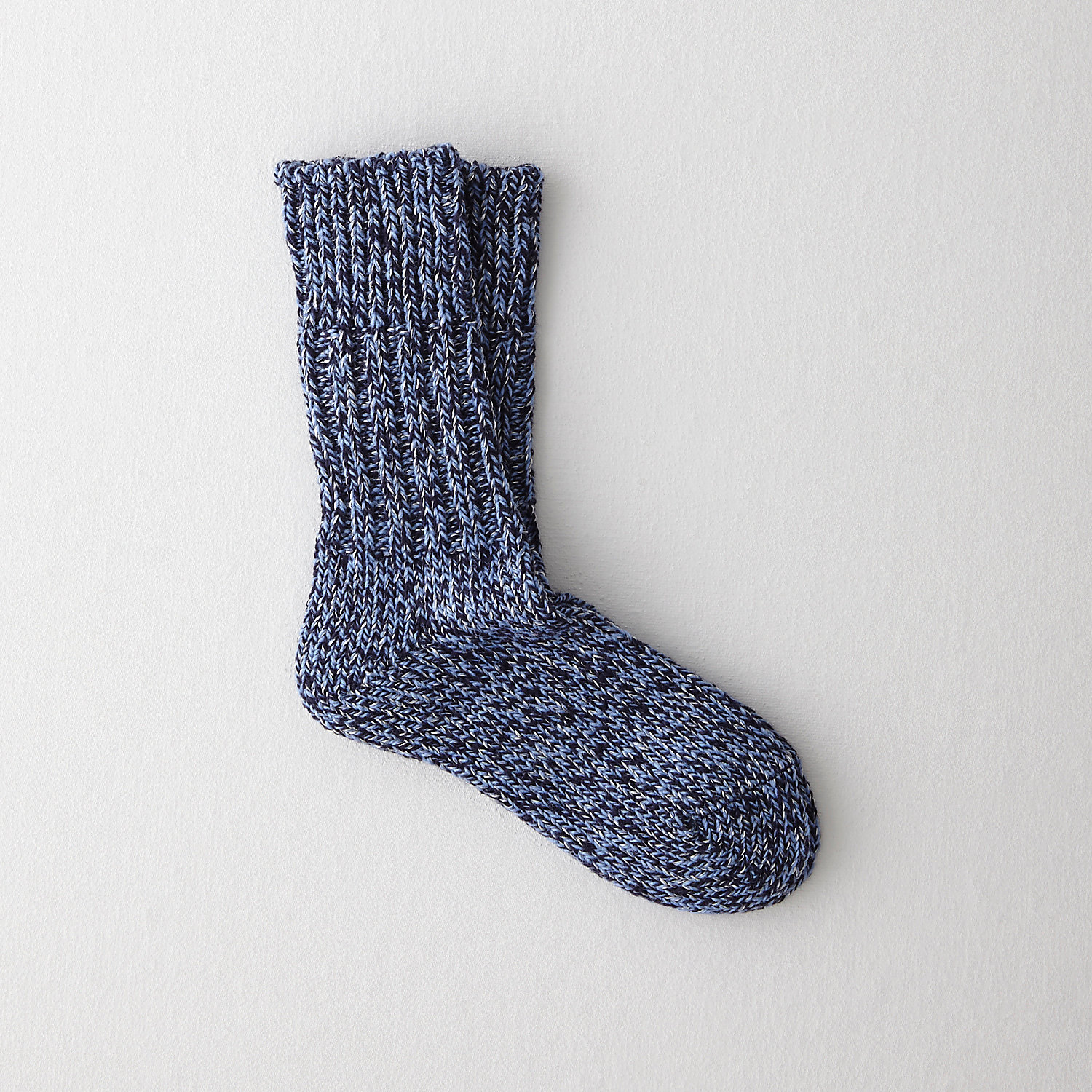 LINEN WOOL MIX SOCKS