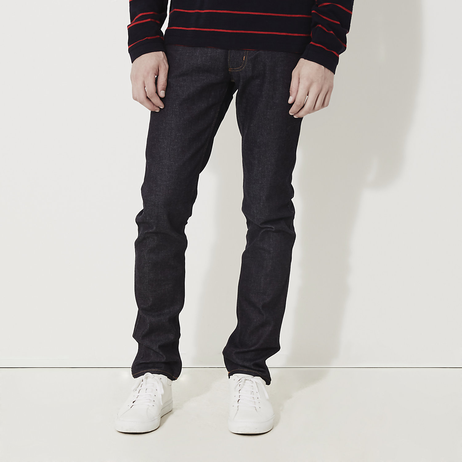 MAX RAW DENIM JEAN
