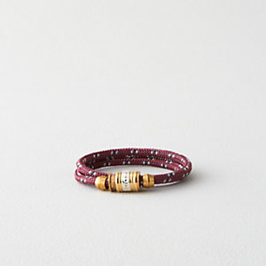 Double Wrap Casing Bracelet
