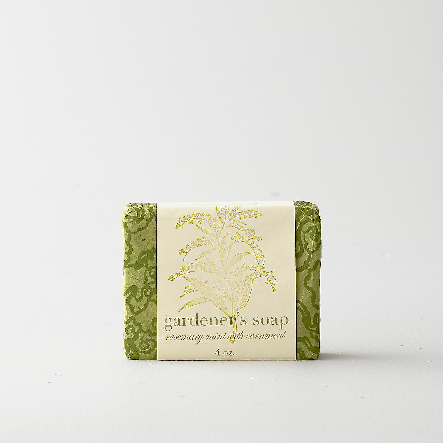 ESSENTIAL OIL SOAP: GARDENER'S
