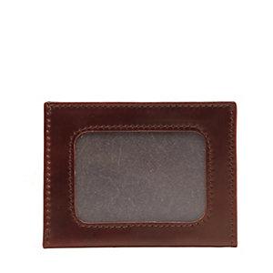 Shell Cordovan ID Wallet