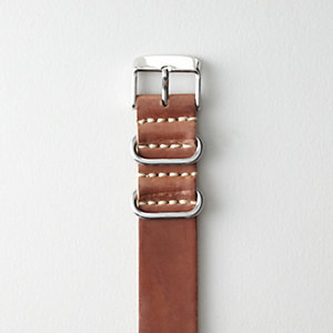 Leather Watch Strap - Shell Cordovan