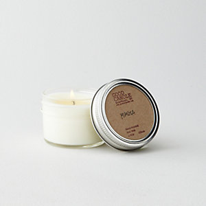 SMALL MASON JAR CANDLE - MIMOSA
