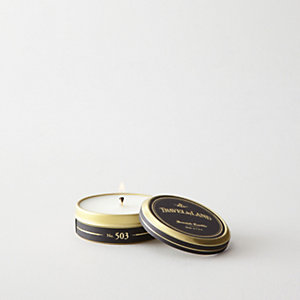 TRAVEL CANDLE EBONY