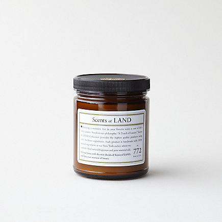 SCENT OF OAK CANDLE